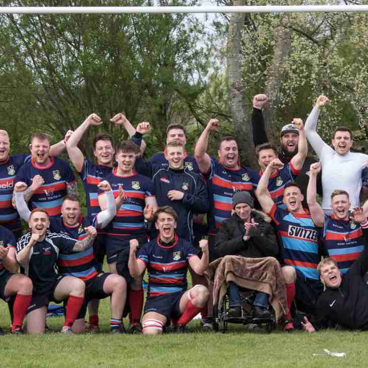 West Nautical sponsored Development team win extra time thriller to seal Bowl victory.