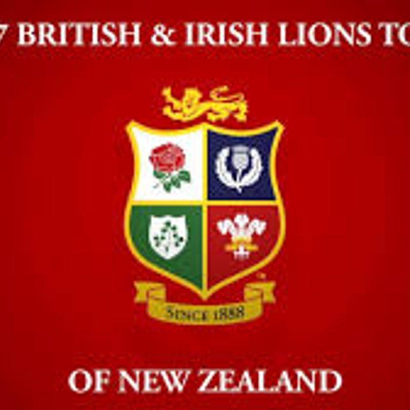 British Lions v All Blacks - Round 2