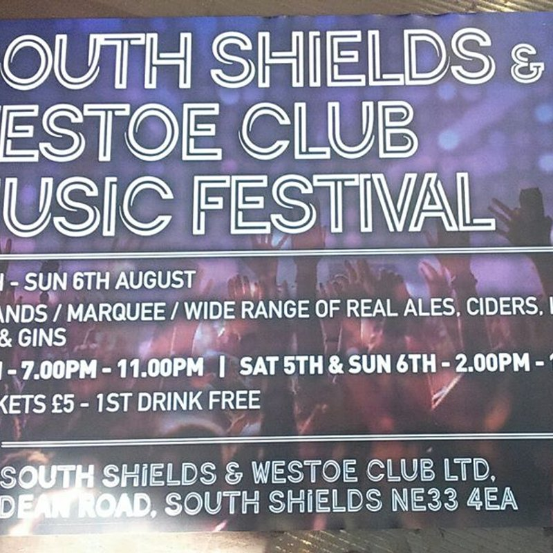 South Shields Westoe Music Festival