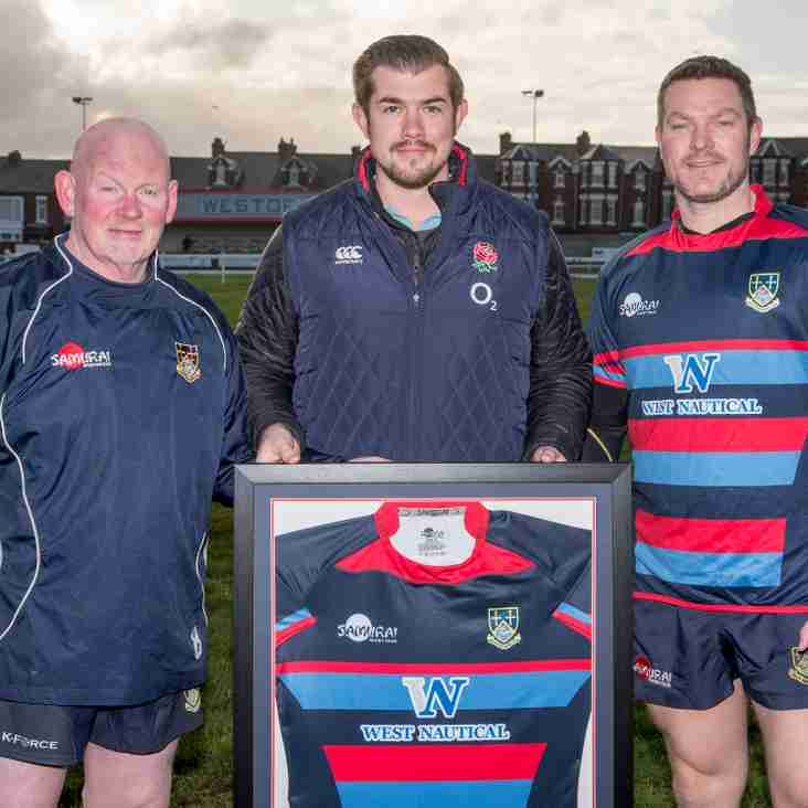 West Nautical Extends Sponsorship of South Shields Westoe RFC