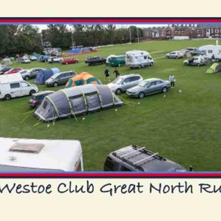 Great North Run Camping