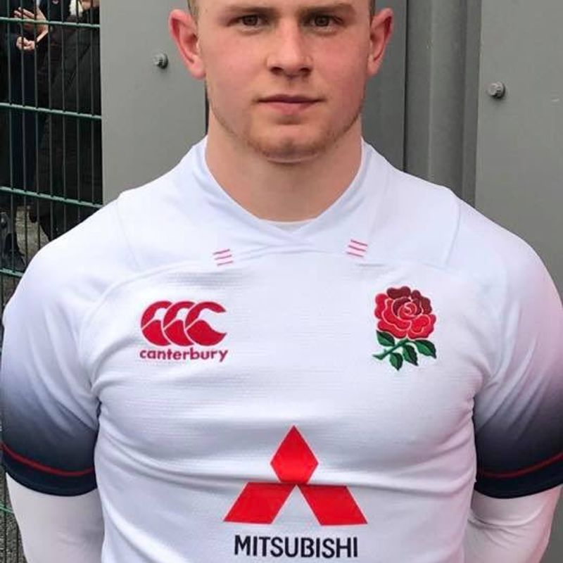 Callum retains England spot in u18 International Series in South Africa
