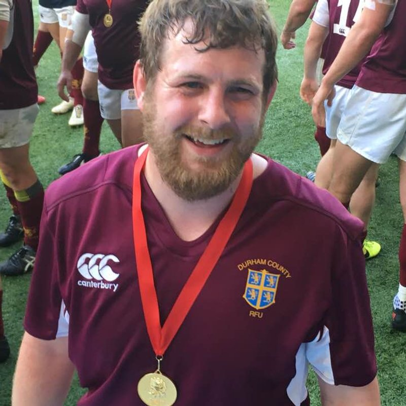 Congratulations to Andy Kirton and the Durham Squad