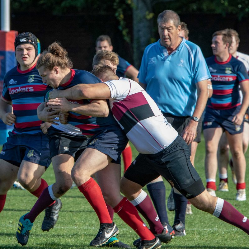 Westoe's Wall of Defence sets up Victory
