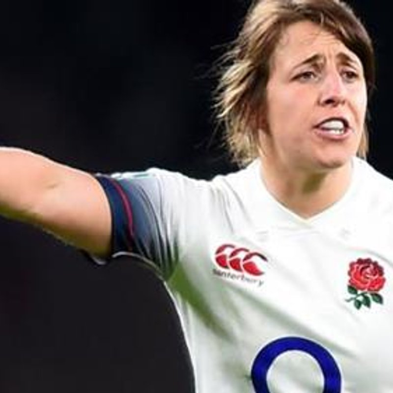 Katy Daley-McLean to win 100th England cap after being named in squad