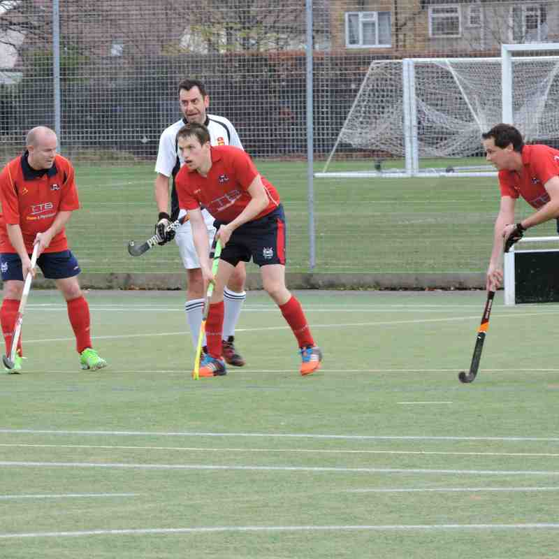 Men's 2s vs Ashford