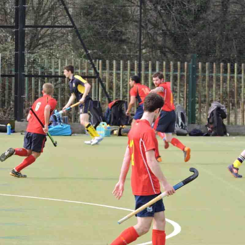 Men's 1s vs Eastbourne