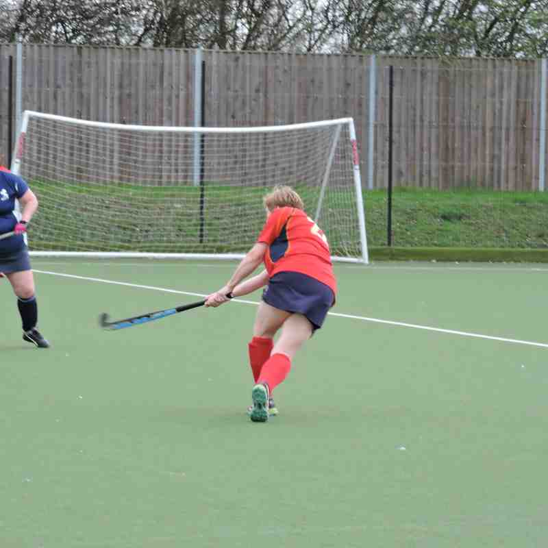 Ladies 4s vs BBHC
