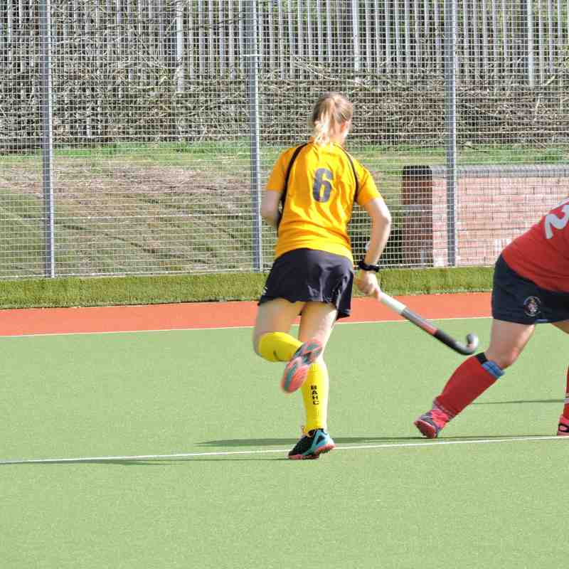 Ladies 3s vs Holcombe