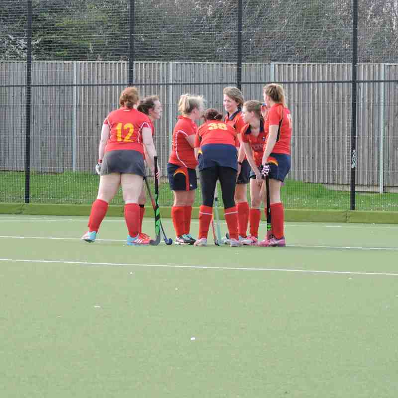 Ladies 2s v Blackheath