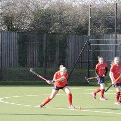 Ladies 3s v Canterbury