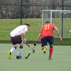 Mens 2s v Old Bordenians