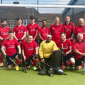 Mens 4th beat Canterbury Griffins 3 - 0