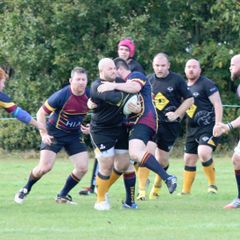 WHEATS v Shipston RFC (H) - 11th Oct 2014