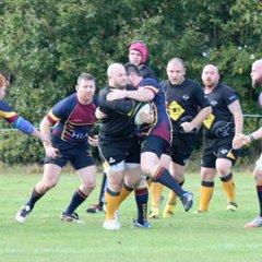 WHEATS v Shipston RFC (H) - 11th Oct 2014