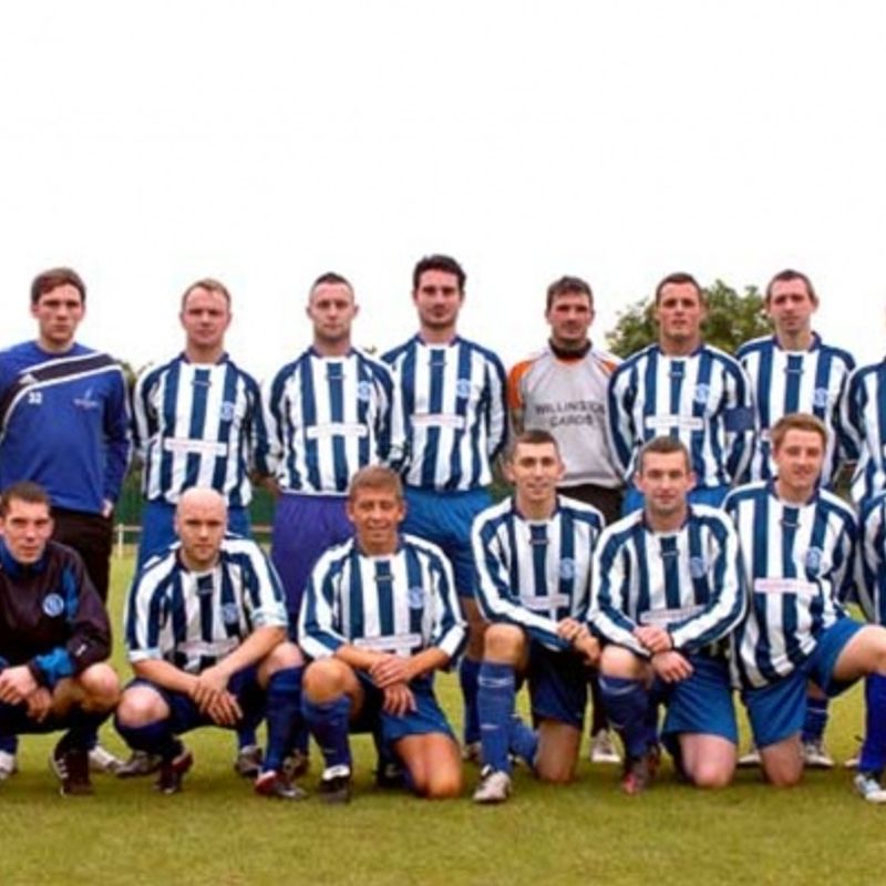 WILLINGTON A.F.C. Seniors beat RYTON & CRAWCROOK ALBION FC 1 - 0