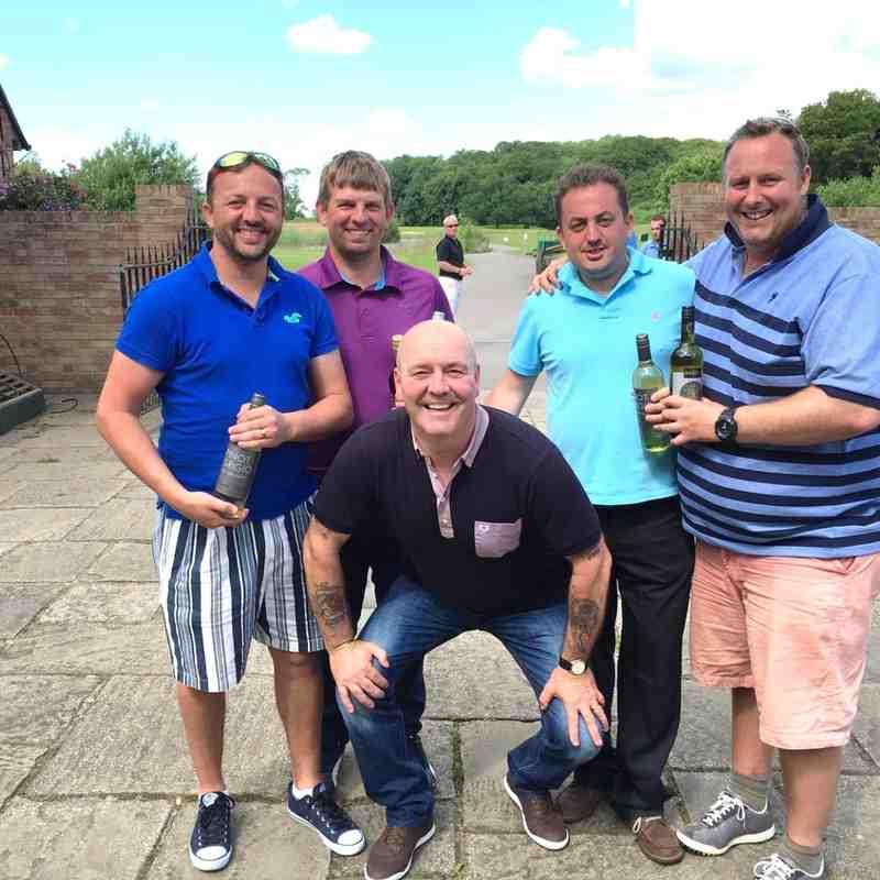 The Terry Green Memorial Golf Tournament