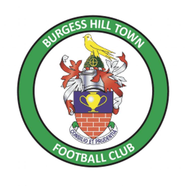 Heath travel to Burgess Hill Town