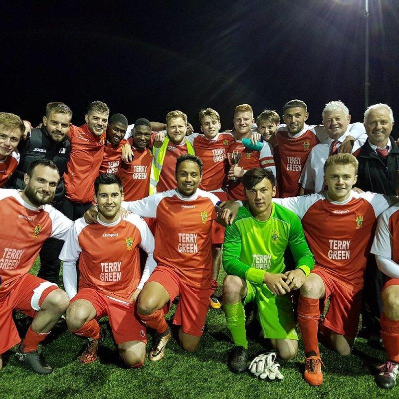 Heath Win The Cup