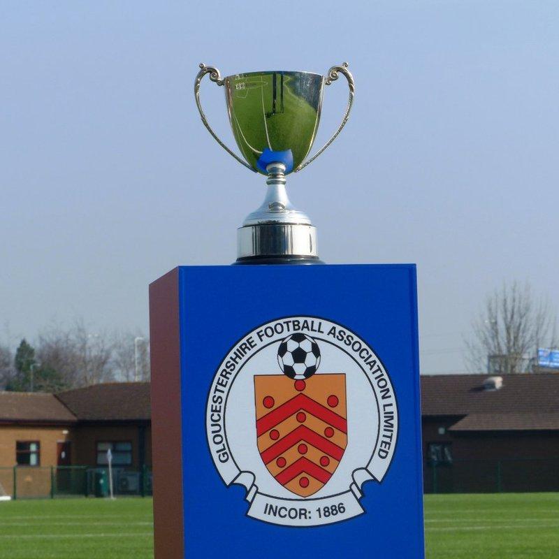 G F. A. Challenge Trophy draw.