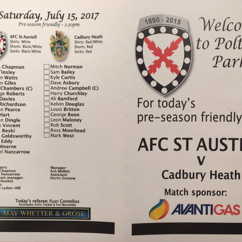 St. Austell Friendly
