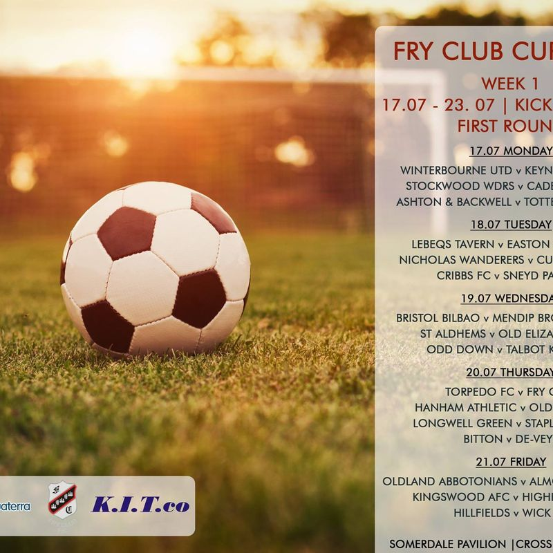 Fry Club Cup