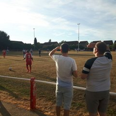 Mangotsfield friendly