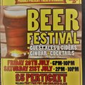 5th Annual Beer Festival