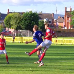 Lye Town v Pegasus Juniors October 2014