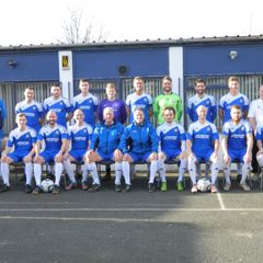 1st Team squad December 2014