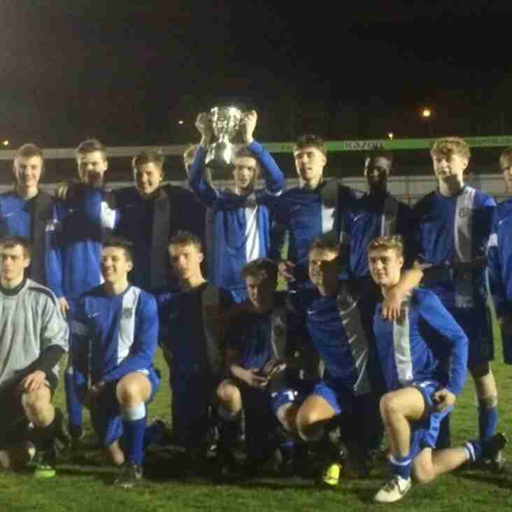 YOUTH TEAM CUP VICTORY