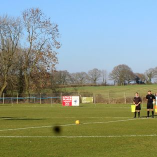 CLAY CROSS TOWN v THORNE COLLIERY