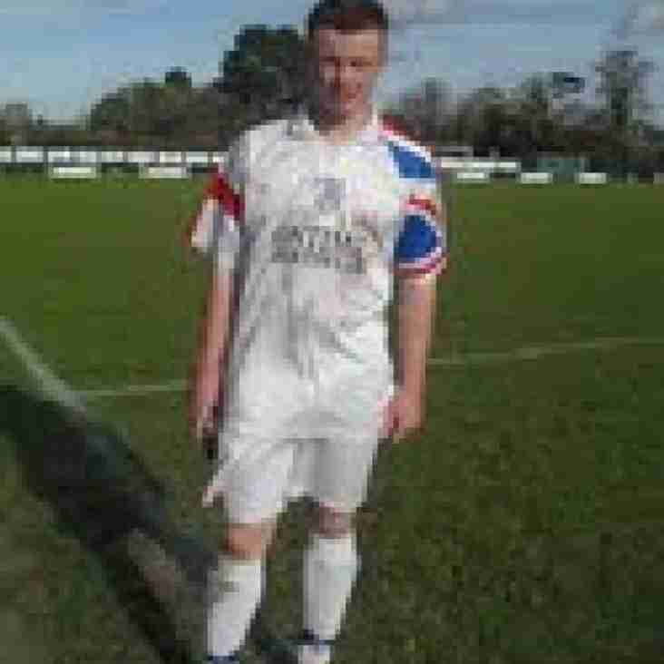 Player Profile - Aidan Goodey