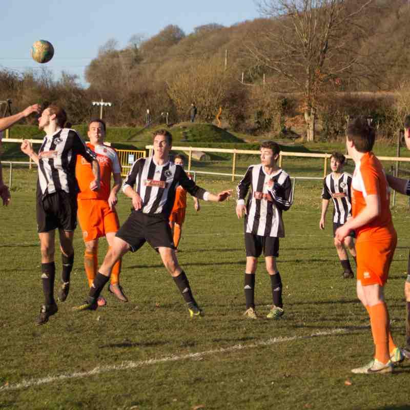 Cranborne v Gills' Reserves 28/01/17
