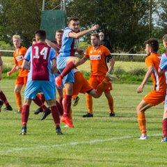 Gills v Hamworthy Utd Reserves 02/09/17