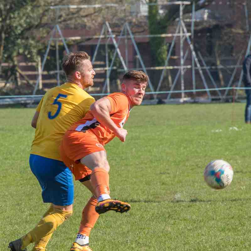 Parley Sports v Gills 14.04.18