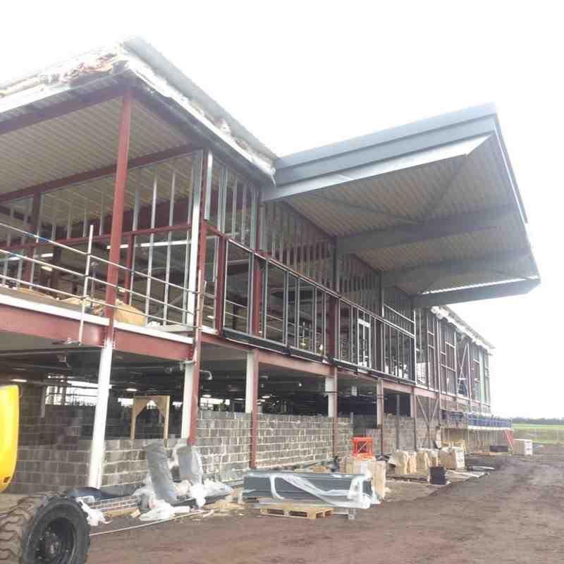 New MTFC Stadium at Woolmore farm