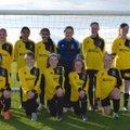 Under 12 Girls Black beat Highworth Town Junior FC U12 Girls 0 - 2