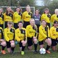 Under 16 Girls lose to Westbury Youth FC U16 Amazons Girls 5 - 2