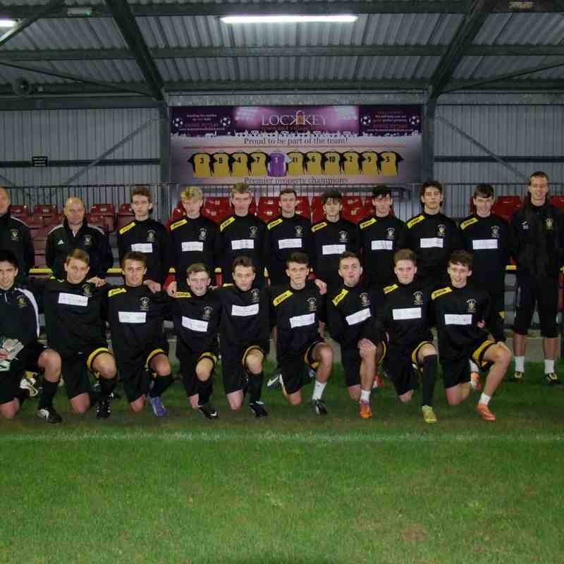 MTFC Teams 2015-2016