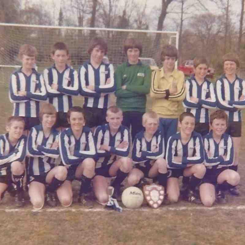 Archive Avon Boys FC