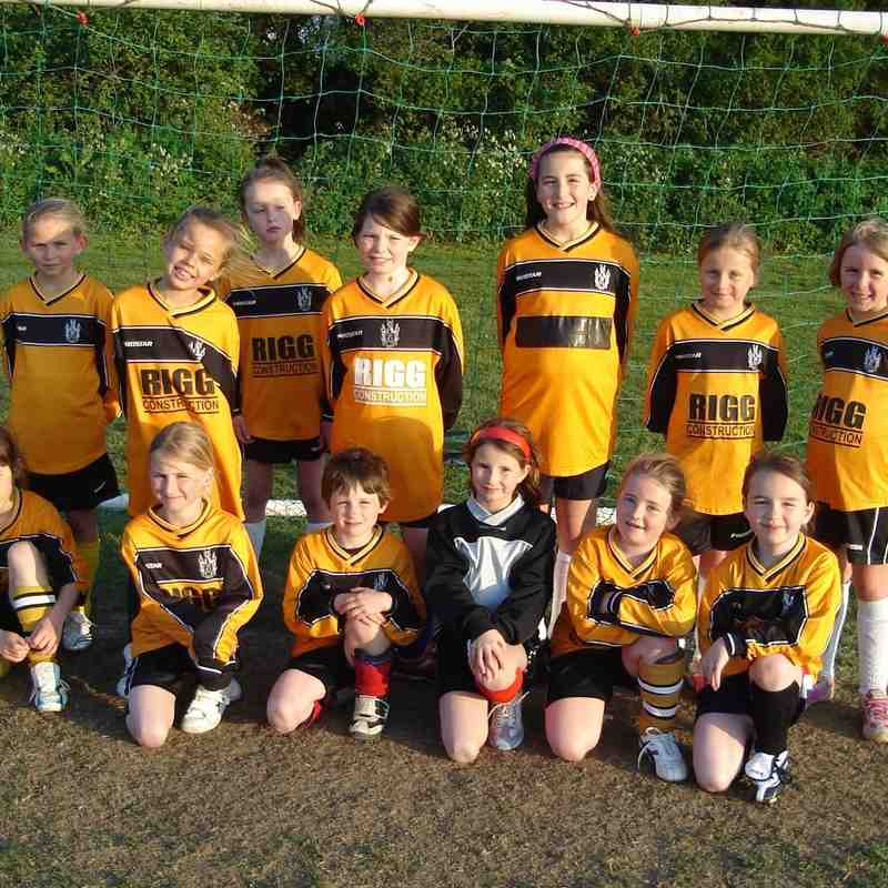 Archive Melksham Town Youth 2006 - 2007