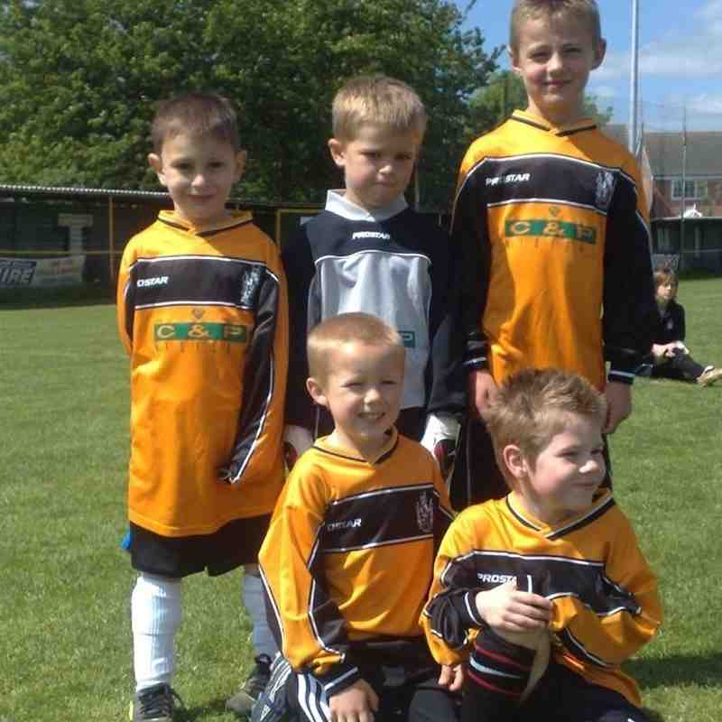 Archive Melksham Town Youth 2007 - 2008