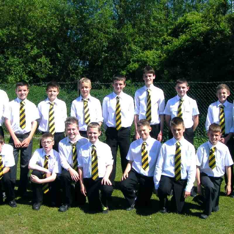 Archive Melksham Town Youth 2009 - 20010