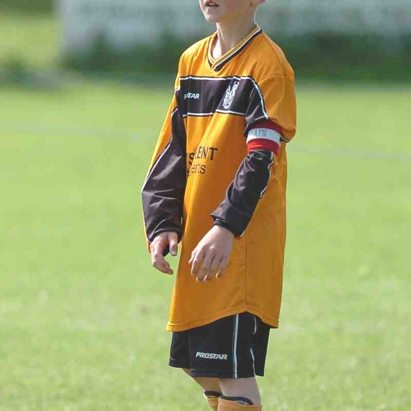 Archive melksham Town Youth Tournaments 2007 - 2008