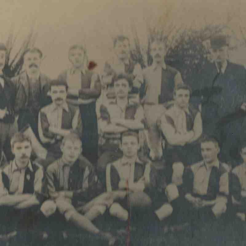 Archive melksham Town Seniors 1892 - 2000