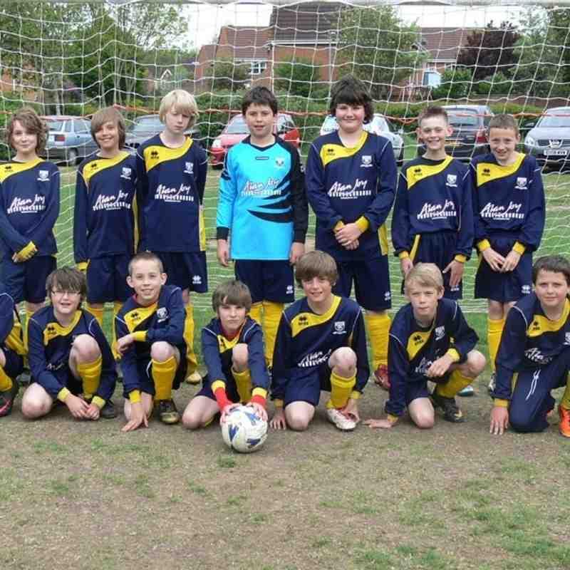 Archive Melksham United FC 2010 - 2011