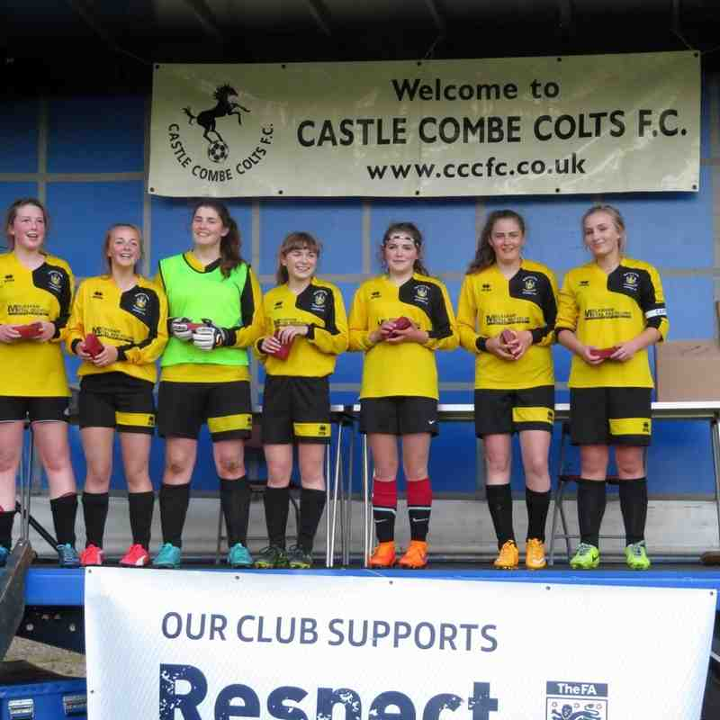 MTFC Youth Girls Section Season 16-17
