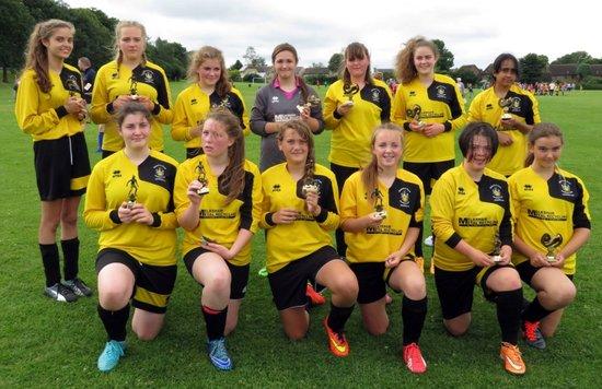 MTFC Youth Girls Section Season 16-17