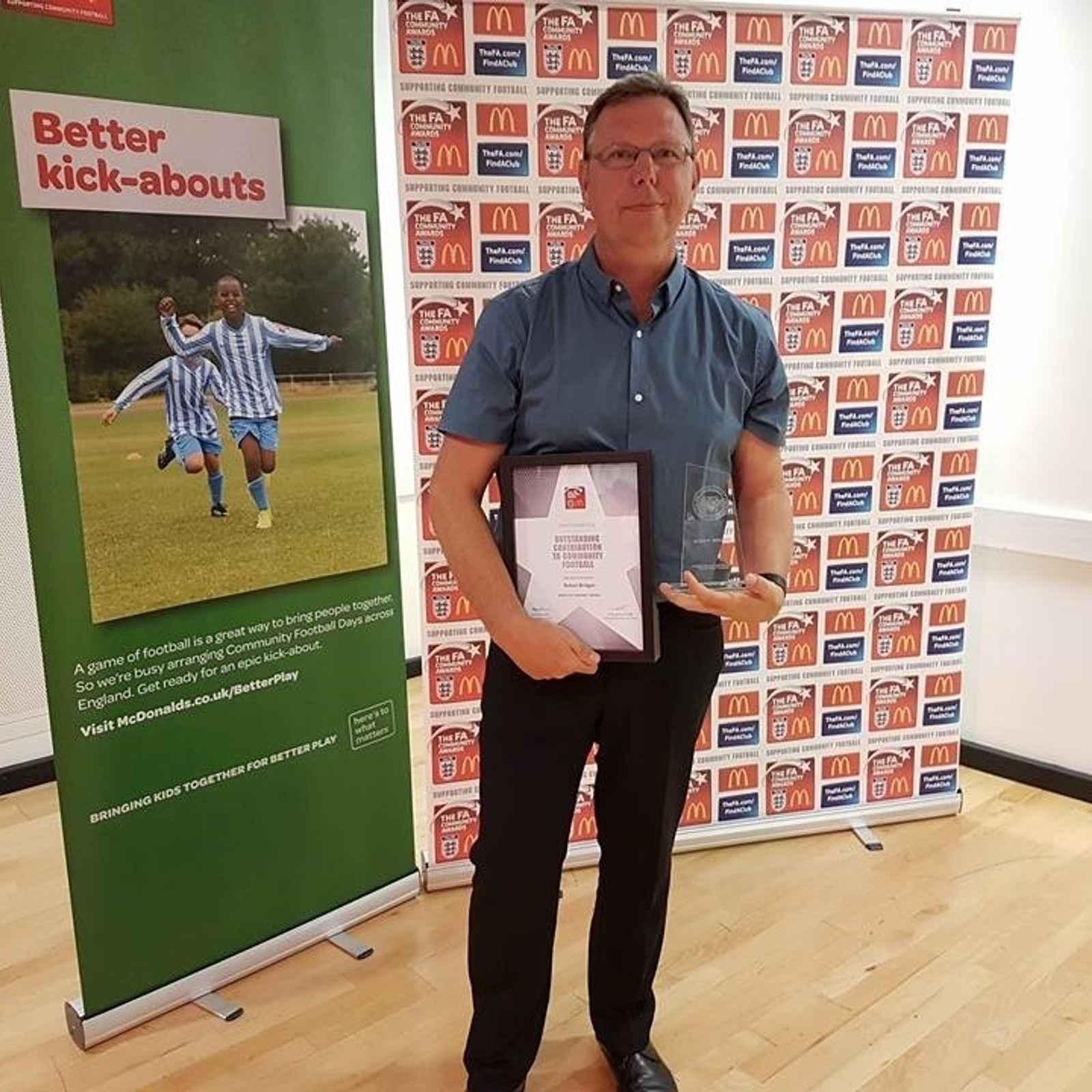 Wiltshire FA Award